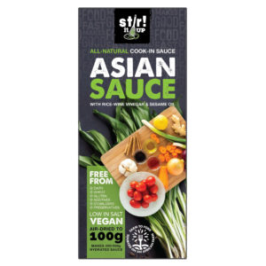 Asian Sauce with Rice-wine Vinegar and Sesame Oil