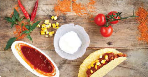 Spicy Harissa Salsa Sauce