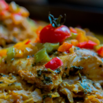 OVEN BAKED FISH WITH CHERMOULA AND PRESERVED LEMON - Stir! It Up